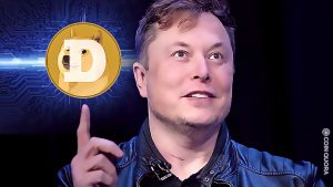 Tesla CEO Elon Musk Tweets Dogecoin Can Go up to 1 USD