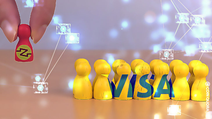 US Crypto Exchange CoinZoom Joins Visa's Fintech Fast Track Program