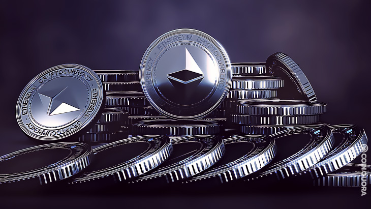 Almost a Quarter of the Entire Ethereum Supply Is Locked
