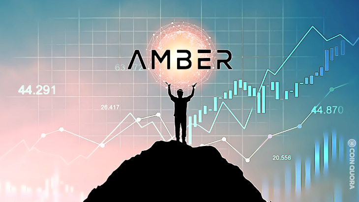 Amber Group Becomes a Crypto Unicorn After Raising $100M