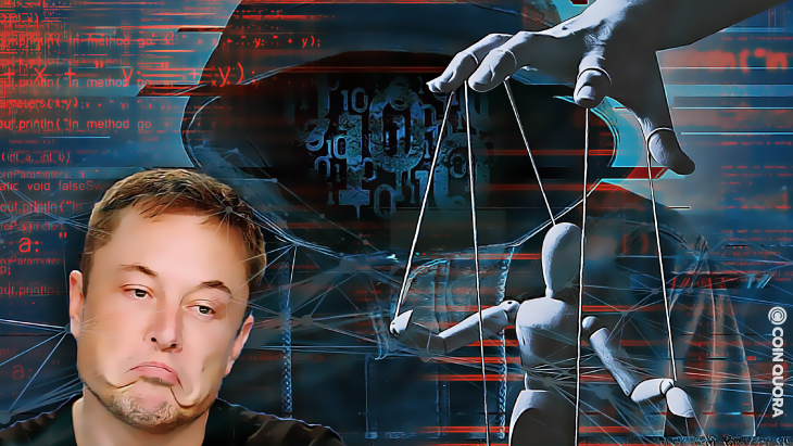 Anonymous Targets Elon Musk Because of Crypto Misdeeds