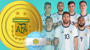 Argentinian National Football Team Launches Its Official Fan Token