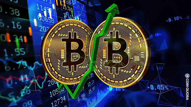BTC Marching Towards $40K Levels After The $28K Dip