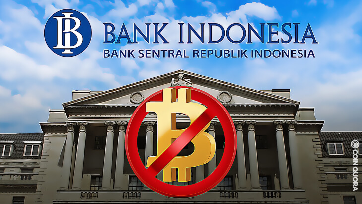 Bank Indonesia Bans the Use of Crypto as Payment Method