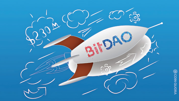 BitDAO Completes Private Sales With Over $230M