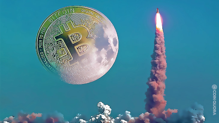 BitMEX To Send Physical Bitcoin to the Moon
