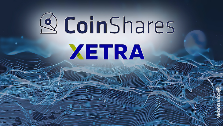 CoinShares Lists Physically-Backed ETPs on German Exchange