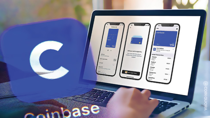 Coinbase Links its Visa Debit Card With Apple Pay and Google Pay