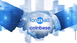 Coinbase and Pension Provider Partner for 5% Crypto Exposure