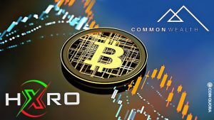 Commonwealth Invests $15 Million in Crypto Trading Platform Hxro