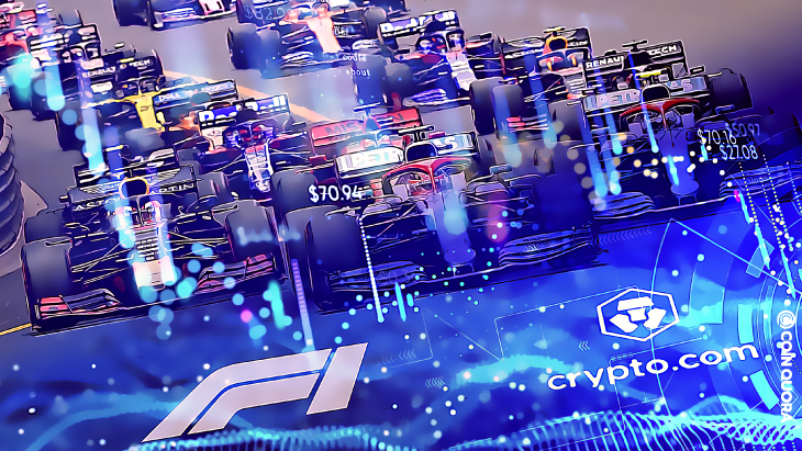 Crypto.com and F1 Elevates The Fan Experience With NFTs