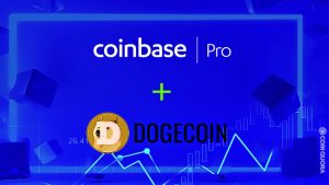 Dogecoin (DOGE) Now listed on Coinbase Pro