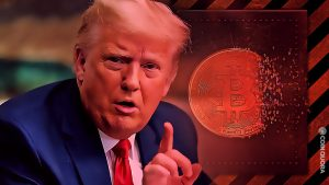 Donald Trump Says Bitcoin Is a 'Scam Against the Dollar'