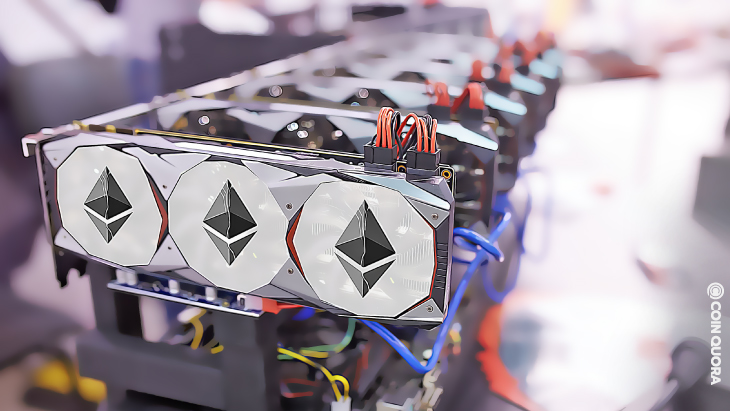 ETH Hash Rate Crash by 20% After China's Crypto Crackdown