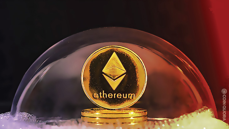 Ethereum Shows Strong Signs of Returning to ATH of $4000