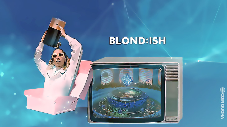 Famed Producer BLOND: ISH Hosted a Sustainable NFT Release and Exhibition During Miami Crypto Week