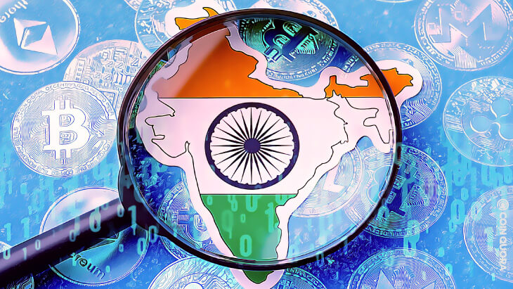 Foreign Investors Pour $99.7M Into India Crypto Market