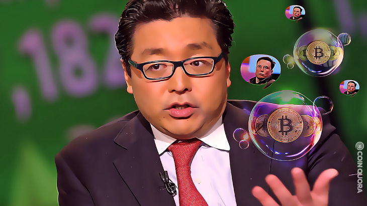 Fundstrat's Head of Research BTC Has to Outgrow Elon Musk's Comments