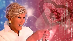 I Will Not Sell My BTC Even at $12,000 Says Suze Orman