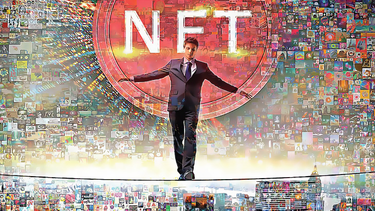 NFTs Offer Tech Enthusiasts Risky, Exciting Opportunities