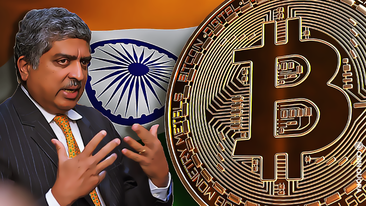 Nandan Nilekani Urges Lawmakers To Treat Crypto Like Gold or Real Estate