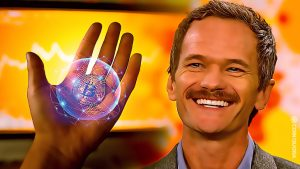 Neil Patrick Harris Suits up for Bitcoin ATM Campaign