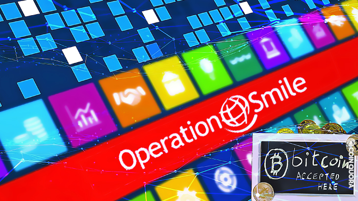 Operation Smile Now Accepts Crypto Donations
