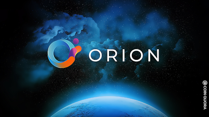 Orion launches Orion Pool