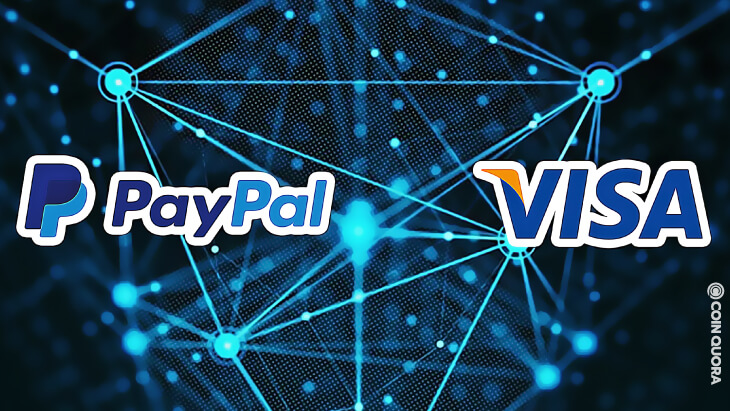 PayPal and Visa Back Blockchain Capital's $300M Fund