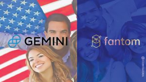 People From the US Can Now Buy and Trade FTM as Gemini Lists Fantom