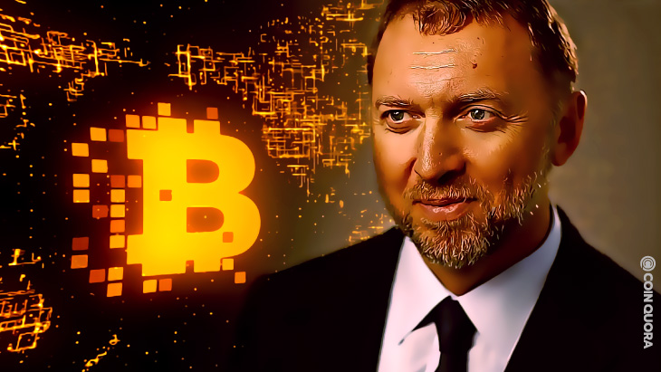 Russian Billionaire The Bank of Russia Should Embrace Crypto