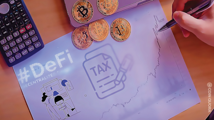 Taxation In The Age Of DeFi - Where To Start