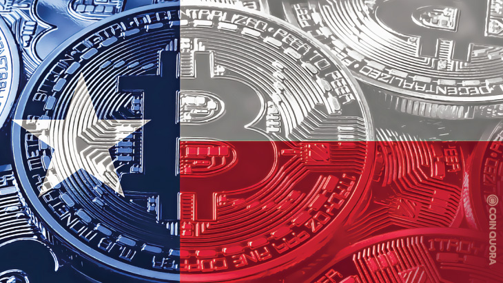 Texas to Hold Crypto in State-Chartered Banks