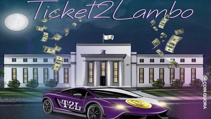 Ticket2lambo Where You're Coin Is Also a Lottery Ticket