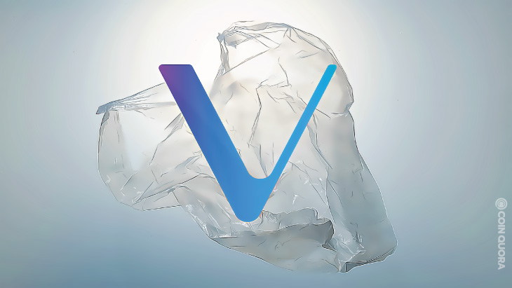 VeChain To Play Role in China's Plastic Pollution Control