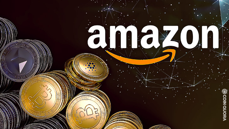 Amazon Next To Embrace Crypto Payments BTC, ETH, ADA, BCH