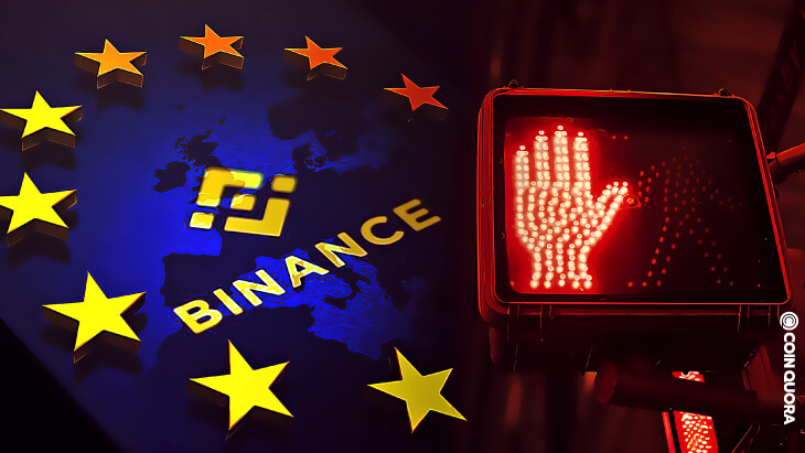 Another Financial Entity Cuts Ties With Binance Exchange