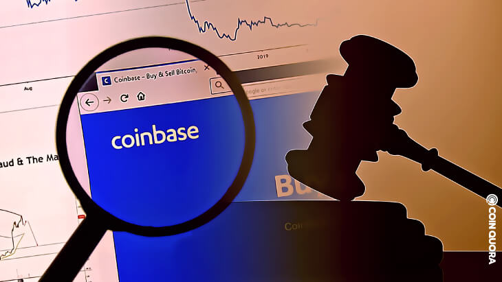 Another Lawsuit Coinbase Sued Over NASDAQ Listing