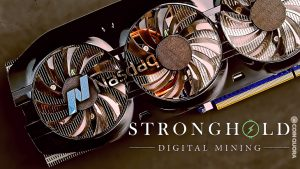 Bitcoin Mining Firm 'Stronghold' Files For a $100M Nasdaq IPO