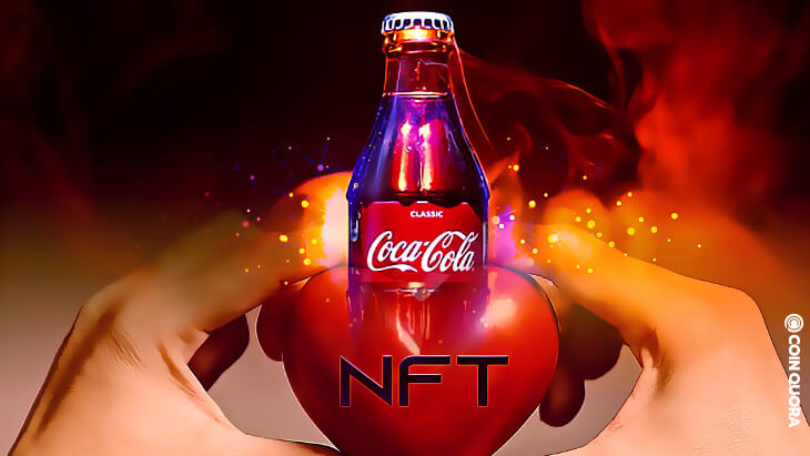 Coca-Cola Set to Auction Its NFT Collection for Charity