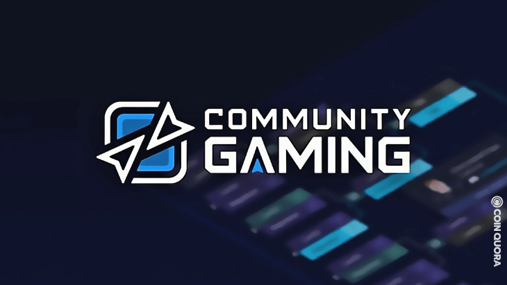 Community Gaming Receives $2.3M in Seed Funding, Led by CoinFund, to Build Automated Esports Tournaments