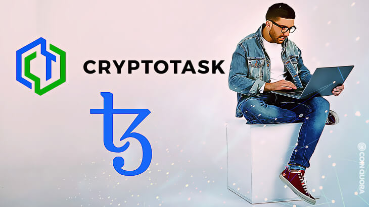CryptoTask Moves to Tezos for Scalability and Security