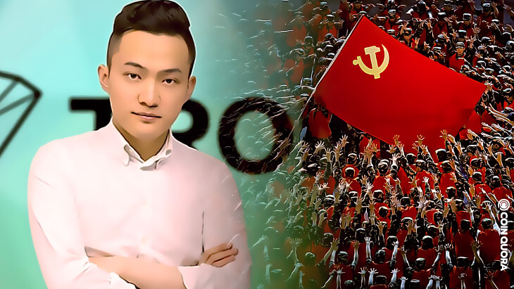 Justin Sun Goes Back to School for a Research Project