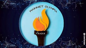 Radix Announces The Launch of 'Olympia' Mainnet
