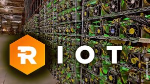 Riot Blockchain Jumps 406% Due to Increase in Mining Power