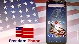 Self-Claimed Youngest BTC Millionaire Introduces 'Freedom Phone' for Libertarians