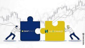 SwapSpace and N.Exchange Joined Hands To Reach More Traders