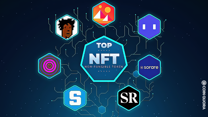 Top 7 NFT Collections in the Crypto Market