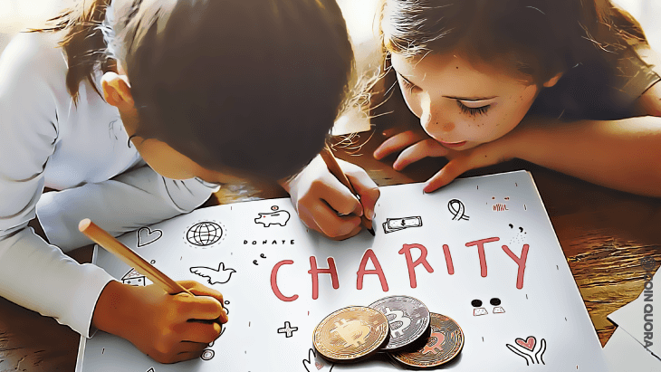 UK-Based Charity Received Over £100K Donations