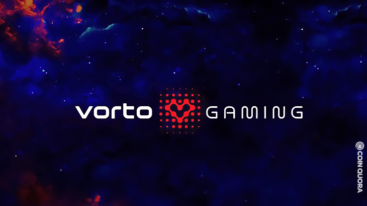 VORTO GAMING PARTNERS WITH GOLD TOWN GAMES